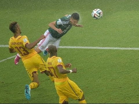 Mexico vs Cameroon (1-0) 2014 Fifa World Cup Brazil [Group A] 13/June/2014 [HD SLIDESHOW]