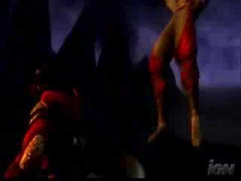 Mortal kombat shang tsung vs liu kang - photo#18