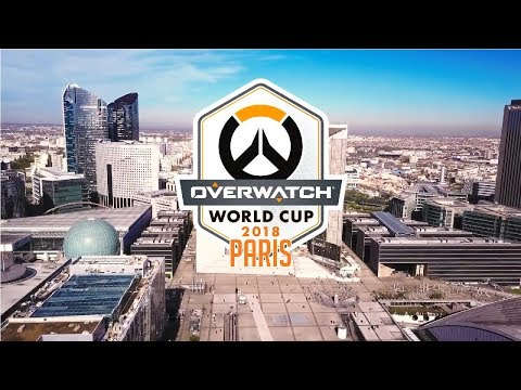 Overwatch  | WorldCup Paris 2018