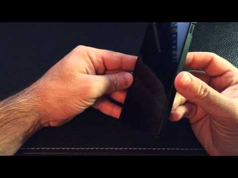 Review Spigen Google Nexus 5 Case Slim [Ultra Fit] [Black]