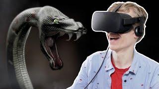 SCARY VR GAME CONFIRMED! | Don't Let Go! Desert Edition (Oculus Rift CV1 Gameplay)