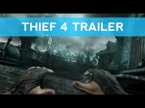Thief 'Out of the Shadows' Trailer (2014) - PS4, PC game