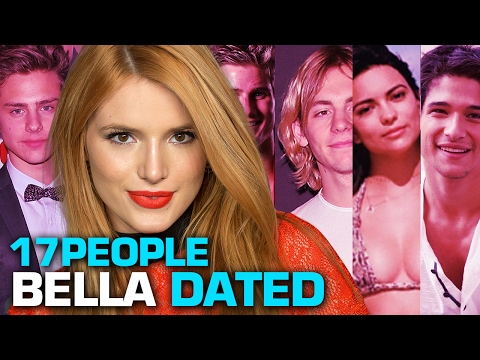 17 People Bella Thorne Has