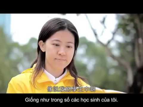 Cô giáo và học sinh Đài Loan học Pháp Luân Công (phụ đề)