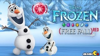 Disney Frozen Free Fall Red Break Ice Save Lives