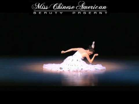 Miss China Beauty Pageant Kathy Liu Peacock Dance Youtube