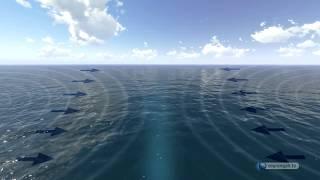 İşte İki Denizin Birbirine Karışmadığı Yer