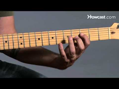 How to Play Guitar: Beginners / Pentatonic Scale: Pattern 1