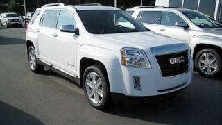 2010 GMC Terrain SLT Start Up, Engine, and In Depth Review