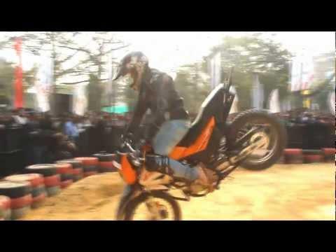 "Throttlerz ""Delhi Auto Expo 2012"""