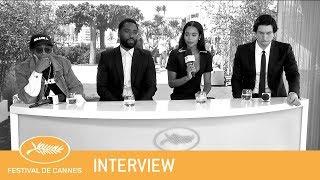 BLACKKKLANSMAN - Cannes 2018 - Interview - EV