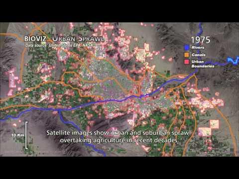 Urban Sprawl: Phoenix