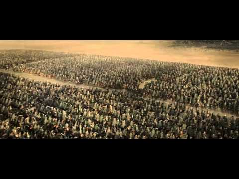 The Lord of the Rings - Best Scene (HD), Age of heroes! The Lord of the Rings 3 - The Return of the King