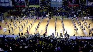 Marching Band Semen Gresik Indonesia At Final GPMB 2012