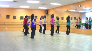 Cha Cha Fortuna Line Dance (Dance & Teach In English