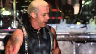 RAMMSTEIN - Du hast (Download Festival 2013)