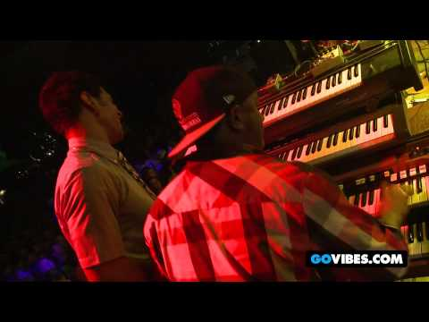 "Soulive Performs ""Tuesday Night Squad"" at Gathering of the Vibes Music Festival 2012"