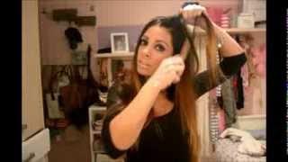 6 peinados sencillos para Nochevieja