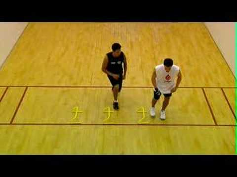 Racquetball Warehouse | Lateral Bounding Drill