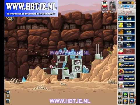 Angry Birds Star Wars Tournament Level 4 Week 58 (tournament 4) facebook