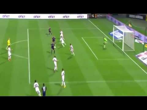 image vidéo هدف أكثر من رائع لأولمبيك ليون أمام ريال مدريد