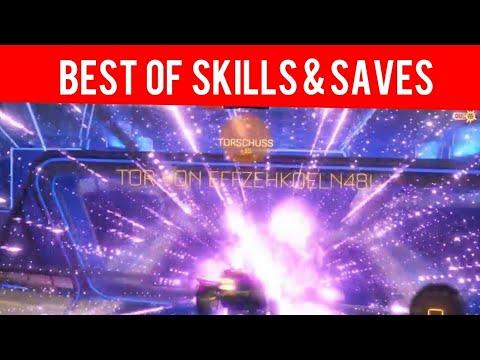 Rocket League   BEST OF Skills & Saves by effzehkoeln48   Franiskus eSports