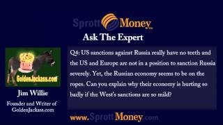 Ask The Expert Jim Willie (May 2014) Sprott Money News