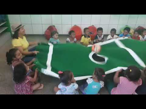 Jogos e brincadeiras: Atividade Futpano