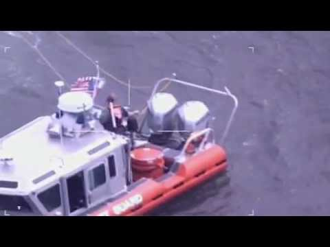 Coast Guard, CBP rescue 2 near Bellingham, Wash.