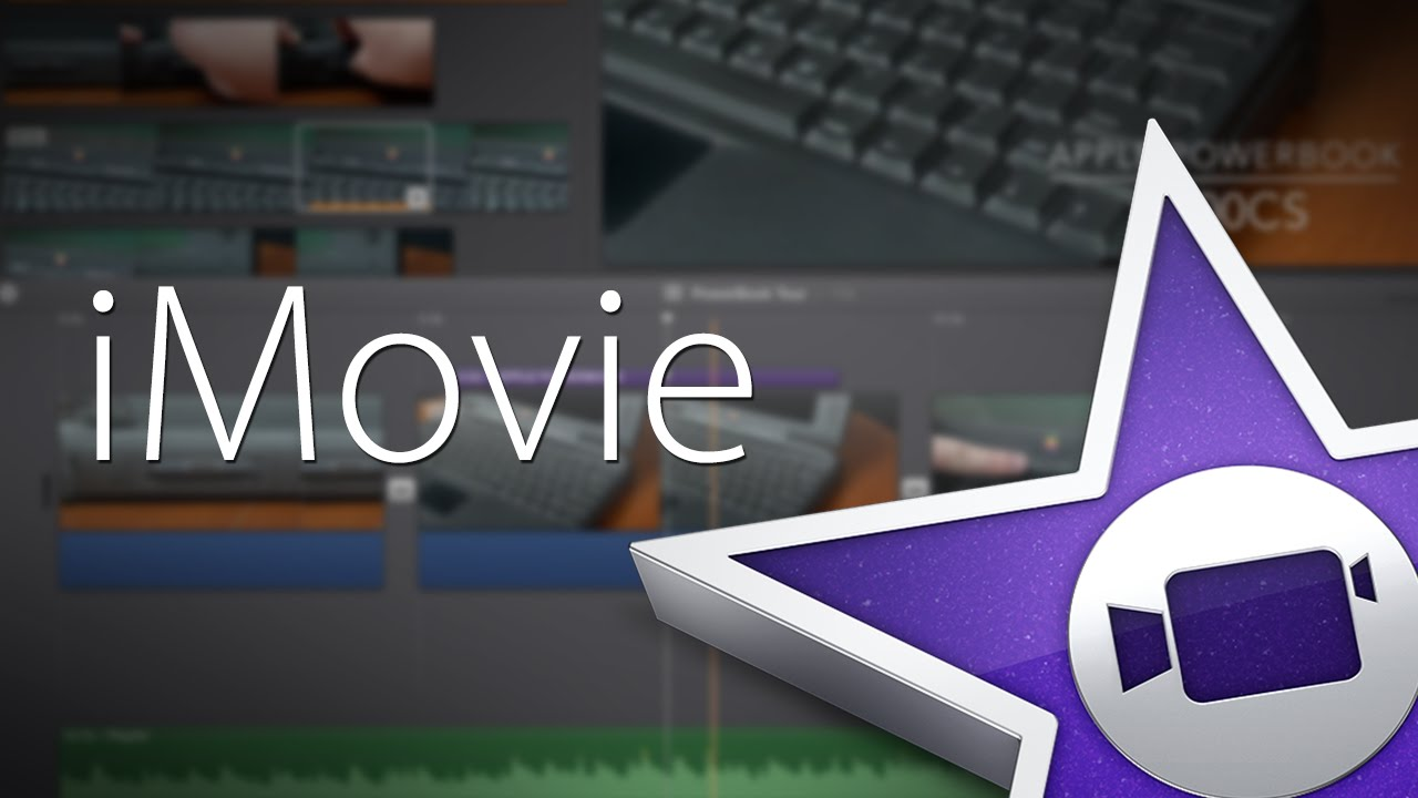 how to cut parts in imovie