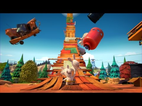 Rabbids Invasion - Anti Grabbidy