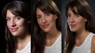 5 Minute Portrait Lighting Tutorial: How to Use the Main, Fill, Hair, Ba