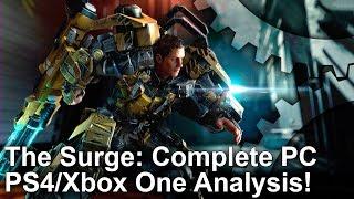 The Surge - PS4/ Xbox One vs PC Grafikai Összehasonlítás