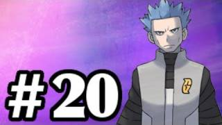 Let's Play Pokemon: Platinum Part 20 Galactic Boss