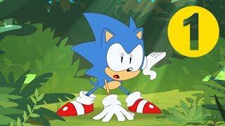 Sonic Mania Adventures 1.