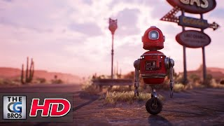 CGI 3D Animated Short: 'BIG BOOM' - by Brian Watson