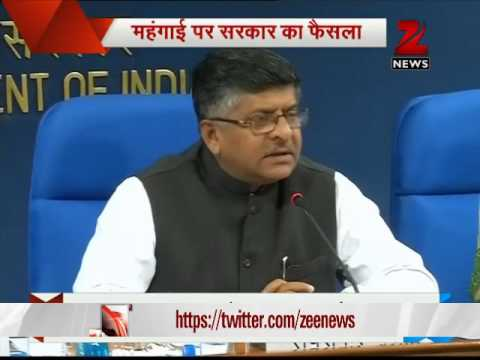 Stock holding limits to be set by state governments: Ravi Shankar Prasad