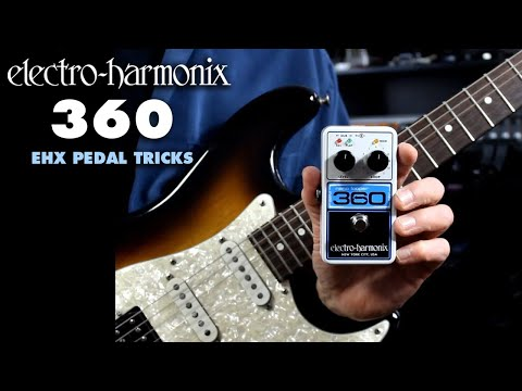 Electro Harmonix Nano 360 Looper Pedal for Guitar & Bass