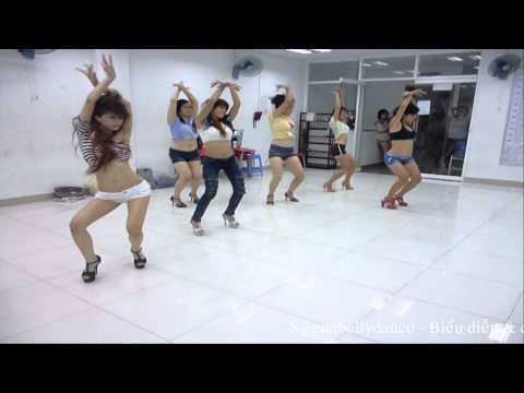 Xem clip sex nhảy Chair dance (Viet Nam)