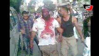 أسلحة ودماء في اشتباكات فيصل بين الاهالي ومسيرة الإخوان | قنوات أخرى