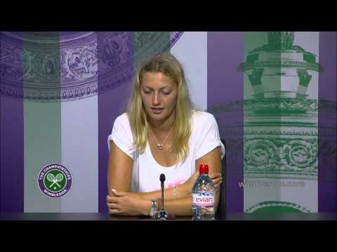 Petra Kvitova: 'this feels really special' - Wimbledon 2014