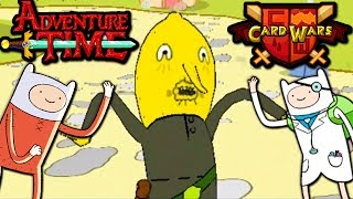 Card Wars: Adventure Time New Hero Codes! PJ & Dr Finn Episode 23 Gameplay Walkthrough Android App