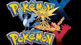 Pokémon X/Y Como Conseguir A Articuno, Zapdos Y Moltres