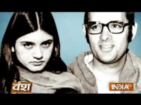 Vansh: Journey of India's first political Nehru-Gandhi dynasty