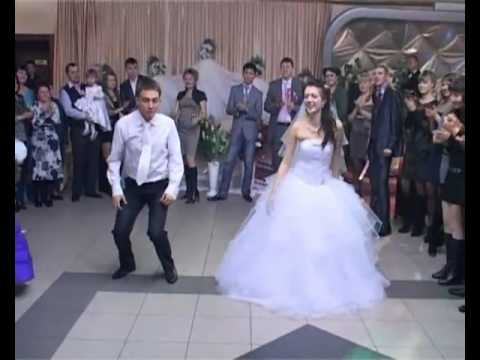 أحلى رقص عروسين