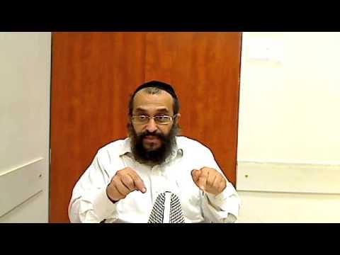 Sur l'échelle de Yaacov selon Rabbenou rav Ilouz