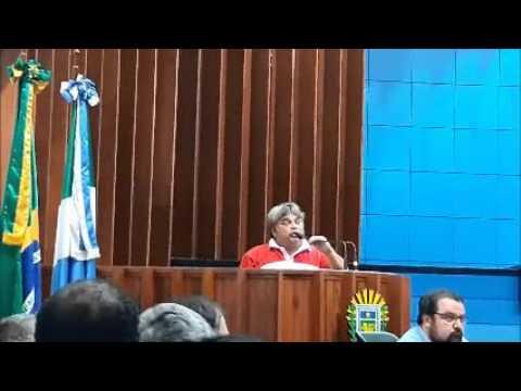 Terceirização: Fala da Intersindical na audiência pública em Mato Grossso