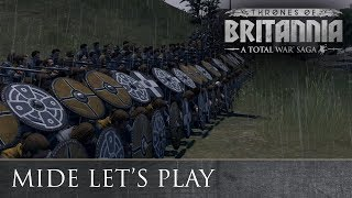 Total War Saga: Thrones of Britannia - Gaelic Let's Play