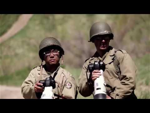 canon camera war