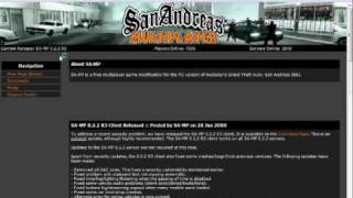 How To Play GTA San Andreas Online Without Cd!